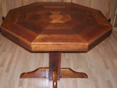 octagon kitchen table - Octagon Kitchen Table