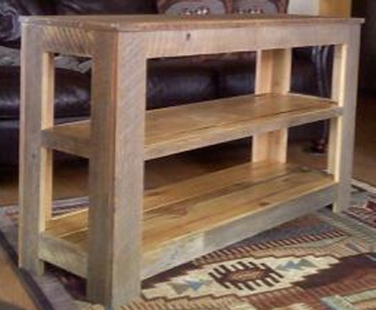 Idaho Rustic Furniture | RC Wood Stuff